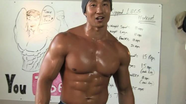 EXPLOSIVE Leg Workout! - Six Pack Shortcuts